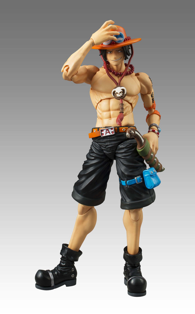 Portgas D. Ace from One Piece Variable Action Heroes - Ravenshire Hobby - 3