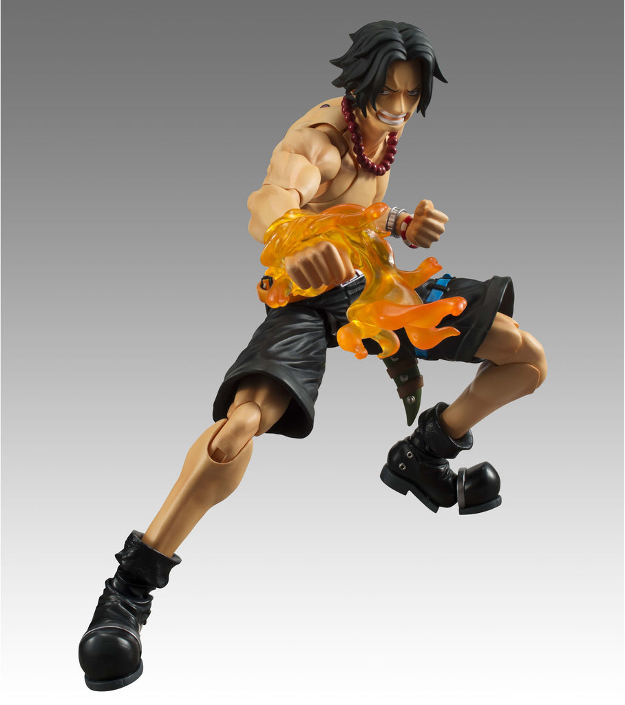 Portgas D. Ace from One Piece Variable Action Heroes - Ravenshire Hobby - 6