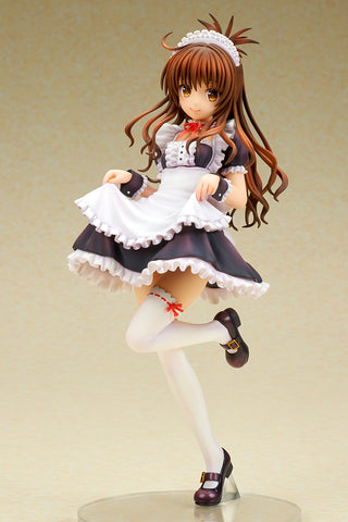 Mikan Yuuki Maid Style - 1/7th Scale Figure - To Love-Ru Darkness (Pre-order)