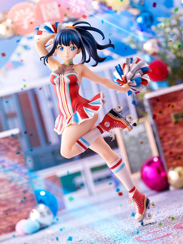 Rikka Takarada - Cheer Girl Version - 1/7th Scale Figure - SSSS.Gridman (Pre-order)