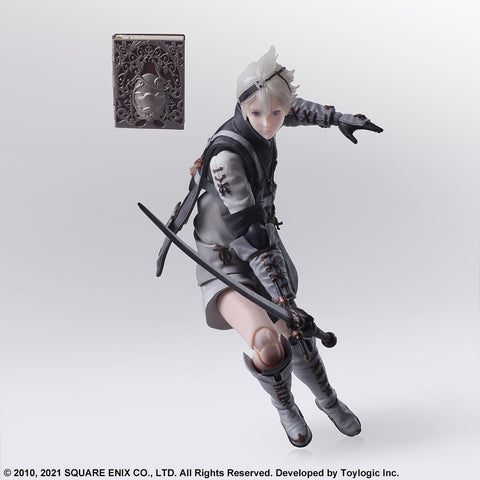 Young Protagonist - BRING ARTS™ Action Figure -NieR Replicant ver.1.22474487139...