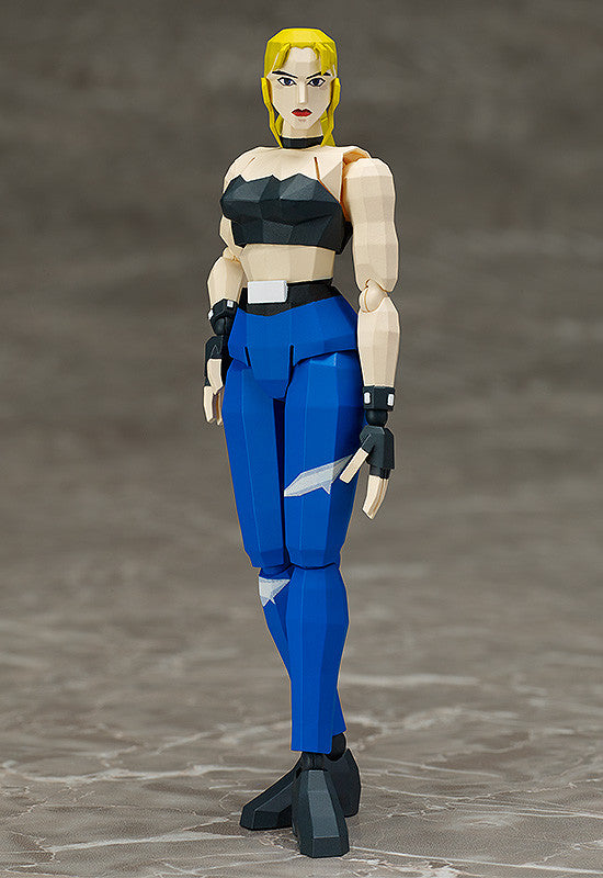 Sarah Bryant: 2P Color ver. figma Virtua Fighter - Ravenshire Hobby - 1