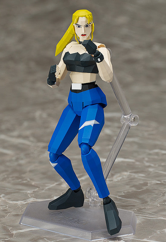 Sarah Bryant: 2P Color ver. figma Virtua Fighter - Ravenshire Hobby - 2