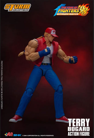 Terry Bogard - 1/12 Action Figure - King of Fighters '98