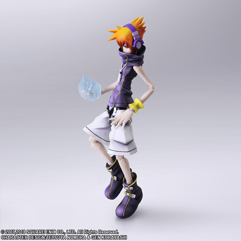 Neku Sakuraba - Bring Arts - The World Ends With You: Final Remix (Pre-order)