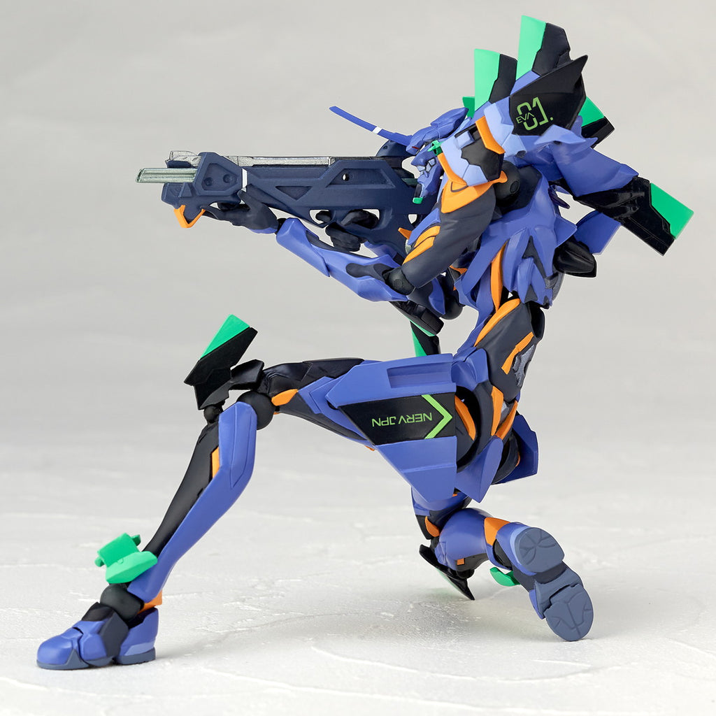 Anima Evangelion Final Model - Revoltech - Evangelion Evolution (Pre-order)