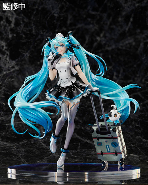 Miku with You 2018 - 1/7th Scale Figure - Hatsune Miku (Pre-order)