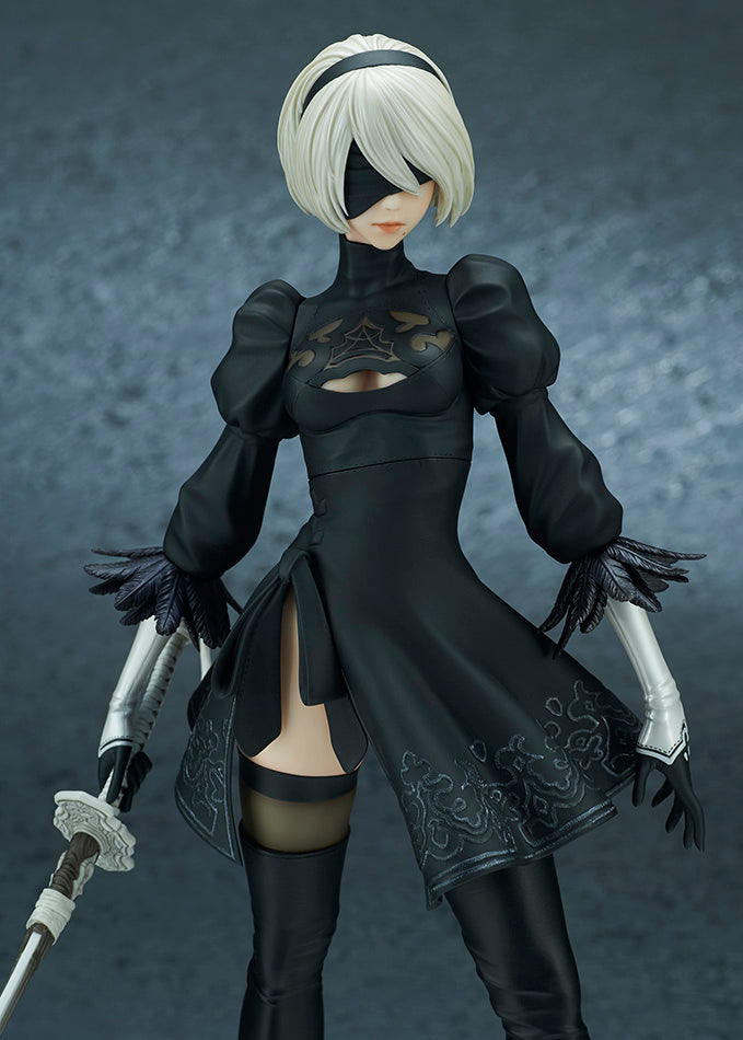 Yorha No. 2 Type B - 1/7th Scale Figure - Nier: Automata (Pre-order)