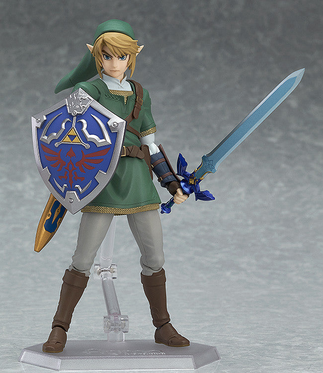 Link: Twilight Princess ver. DX Edition figma The Legend of Zelda: Twilight Princess(Pre-Order) - Ravenshire Hobby - 2