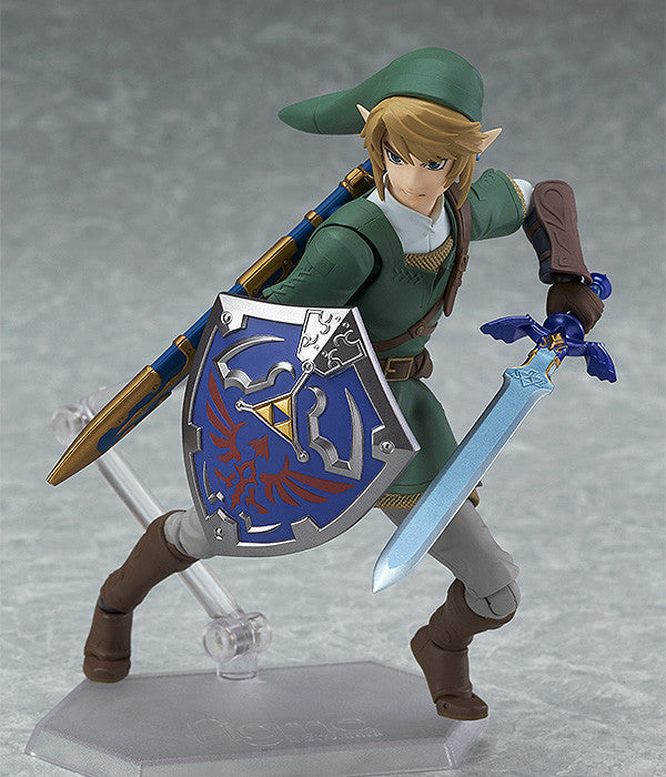 Link: Twilight Princess ver. DX Edition figma The Legend of Zelda: Twilight Princess(Pre-Order) - Ravenshire Hobby - 3