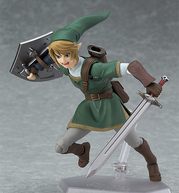 Link: Twilight Princess ver. DX Edition figma The Legend of Zelda: Twilight Princess(Pre-Order) - Ravenshire Hobby - 5