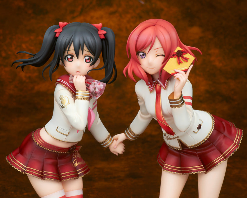 Nico Yazawa & Maki Nishikino Valentine Version - 1/7th Scale Figure - Love Love! School Idol Festival (Pre-order)