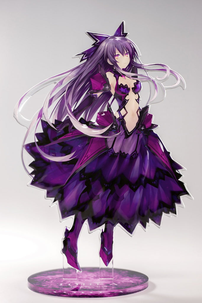 Tohka Yatogami Inverted Version - 2.5D Figure Series - Date A Live (Pre-order)