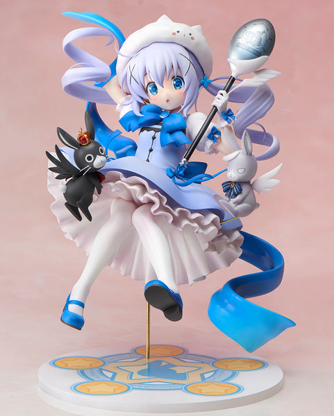 Mahou Shoujo Chino - Second Run - 1/7th Scale Figure - Is the Order a Magic Girl (Pre-order)