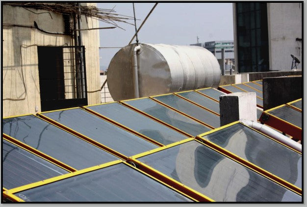 commercial Solar Water Heater Miami