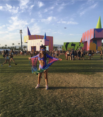 Mamadoux at Coachella