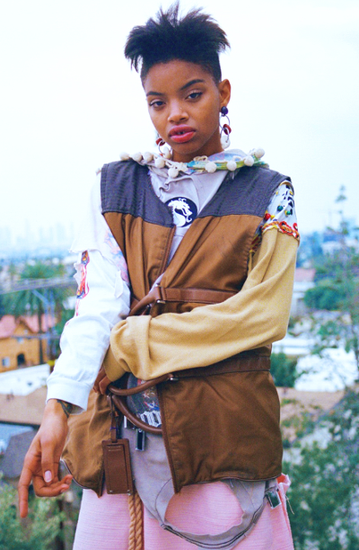 Slick Woods for Mamadoux