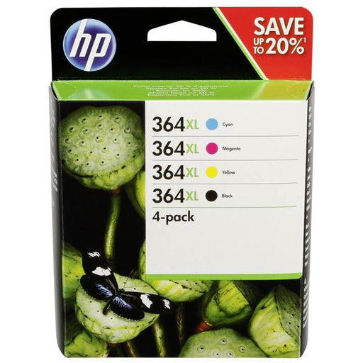 Original HP 364XL Bläckpatroner Multipack