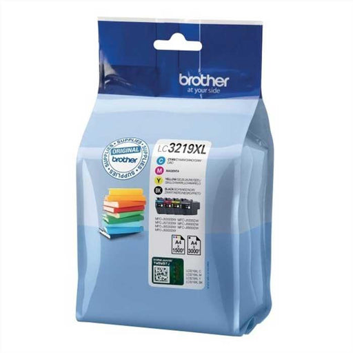 Original Brother LC3219XL Bläckpatroner Multipack