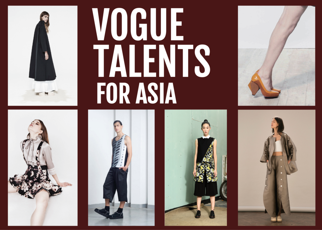 VOGUE TALENTS FOR ASIA by obfashion