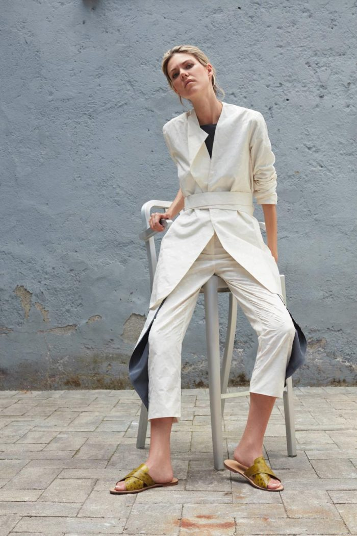 white total look  bav tailor spring summer 2020 collection