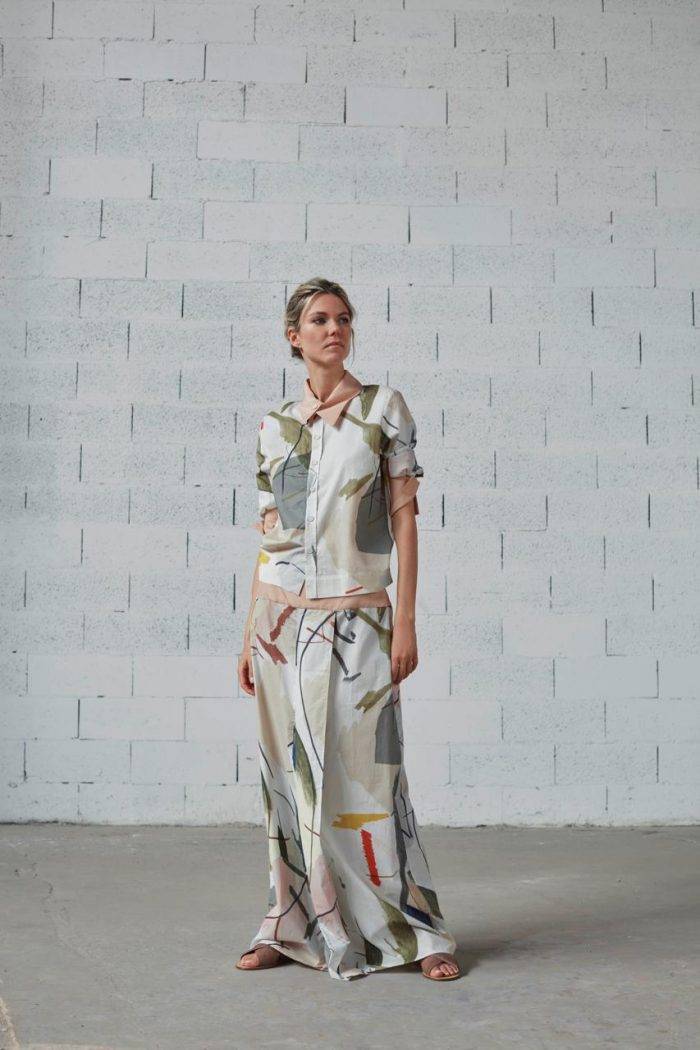 bav tailor printed jumpsuit spring summer 2020 collection
