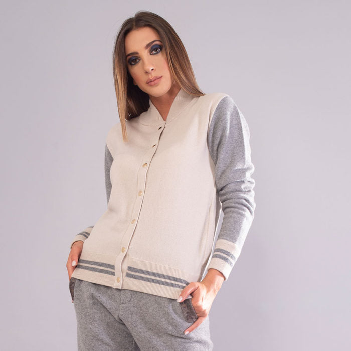 i rocchi cashmere total look