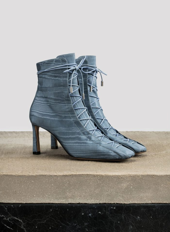 iindaco lace-up ankle boots