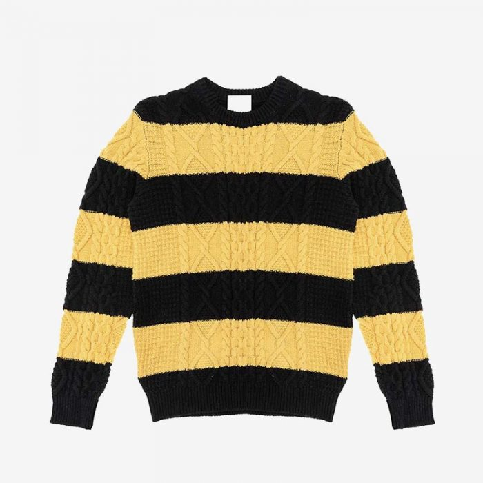 The Gift Last Minute: stripped sweater by Çamarche