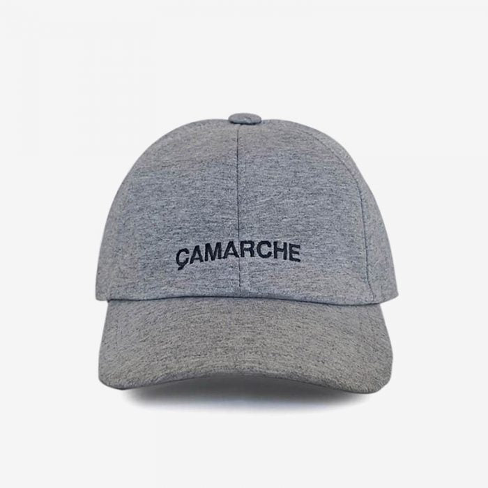 The Gift Last Minute: gray Çamarche hat with visor