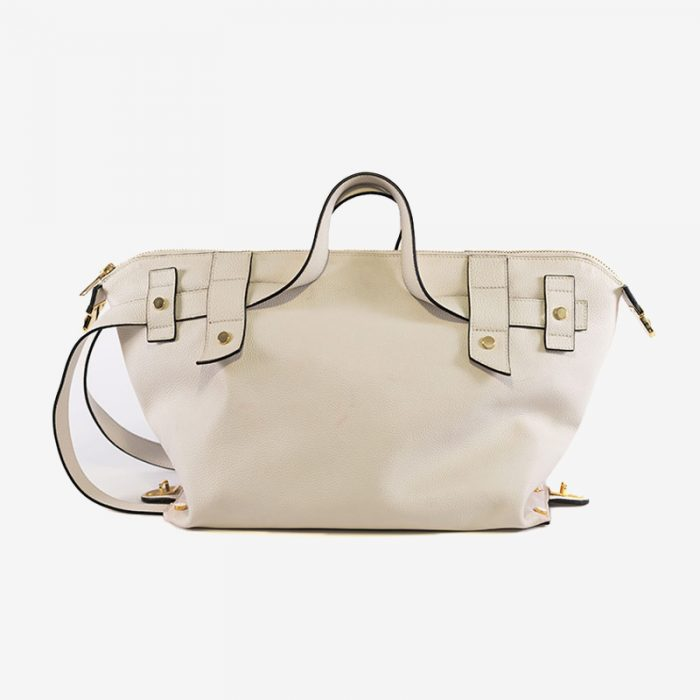The Gift Last Minute: transformable bag by Nicole Leòn