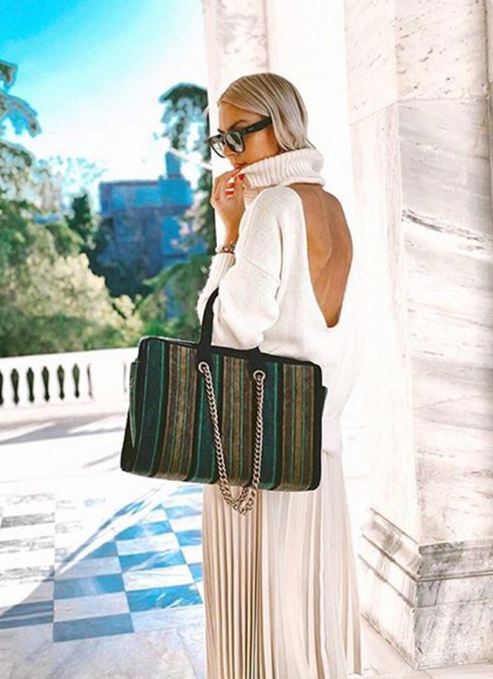 The Micam & Mipel, the new trends of the year on stage: bag by ViaMailBag.