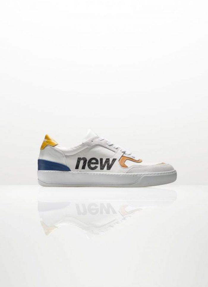 White Women's Collections + Accessories: sneakers by Rov