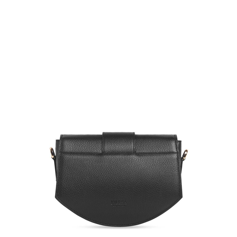Icon Plate Black - Kilesa. A shoulder bag or a mini bag? Well, both!