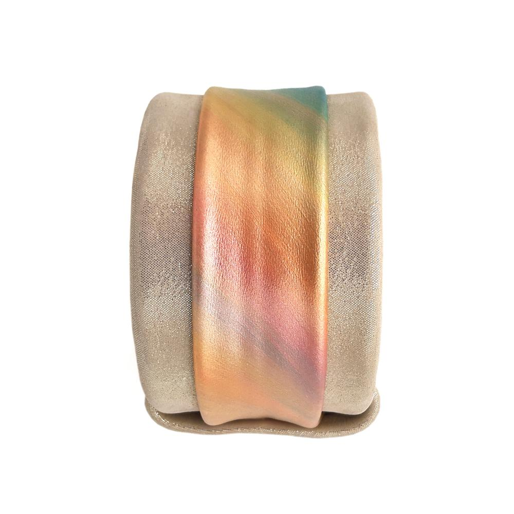 "Bangle ""Big Light Rainbow"""