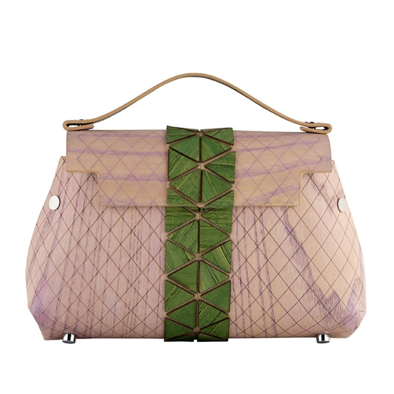 Grace Pink/Green Bag
