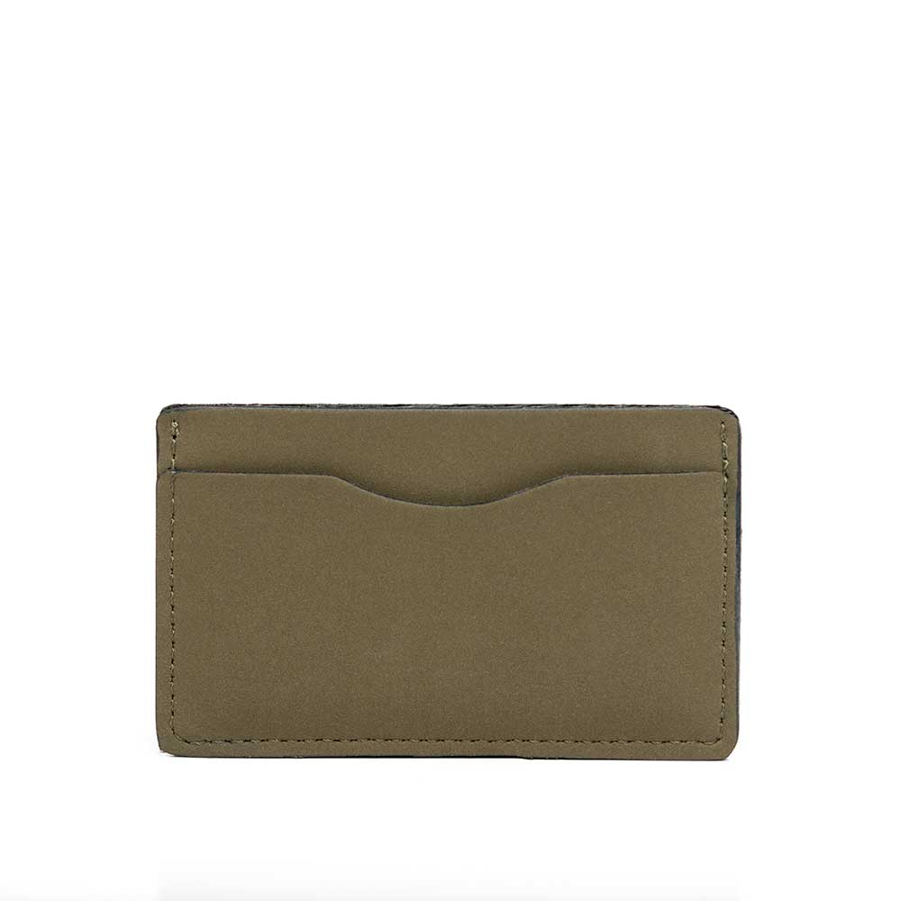 Military Green Card Holder