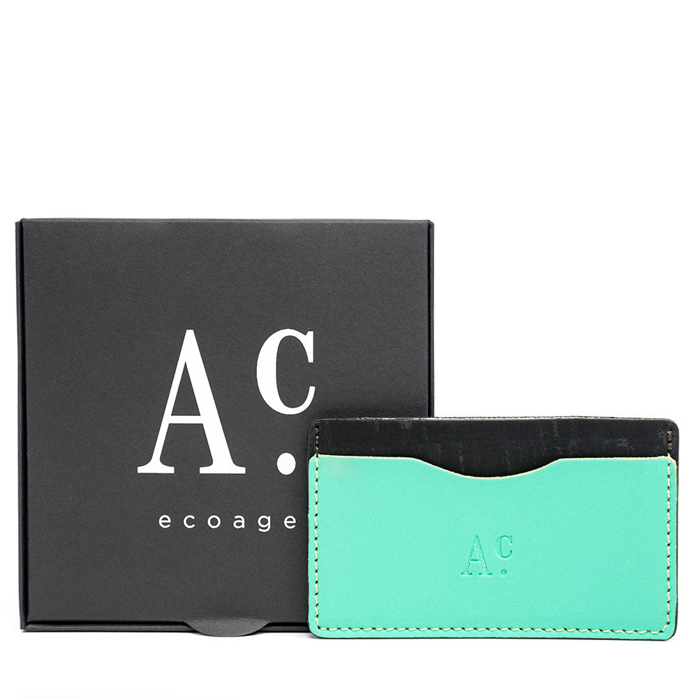 Adealide C Water Card Holder blue packaging