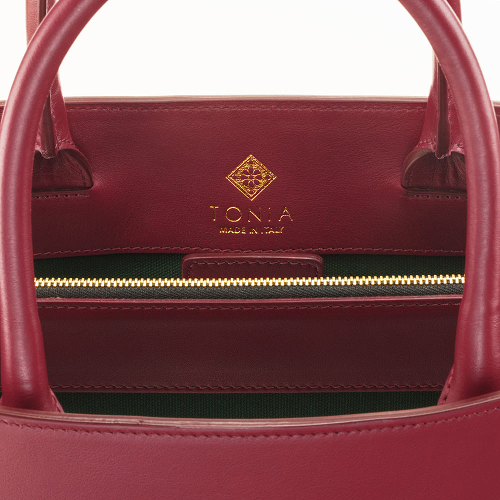 Large Daybag Bordeaux