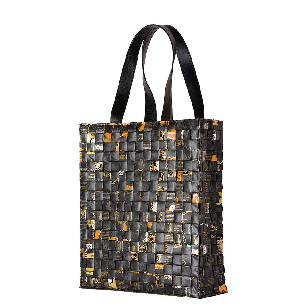 Meraky Arabica Black Gold Bag black side