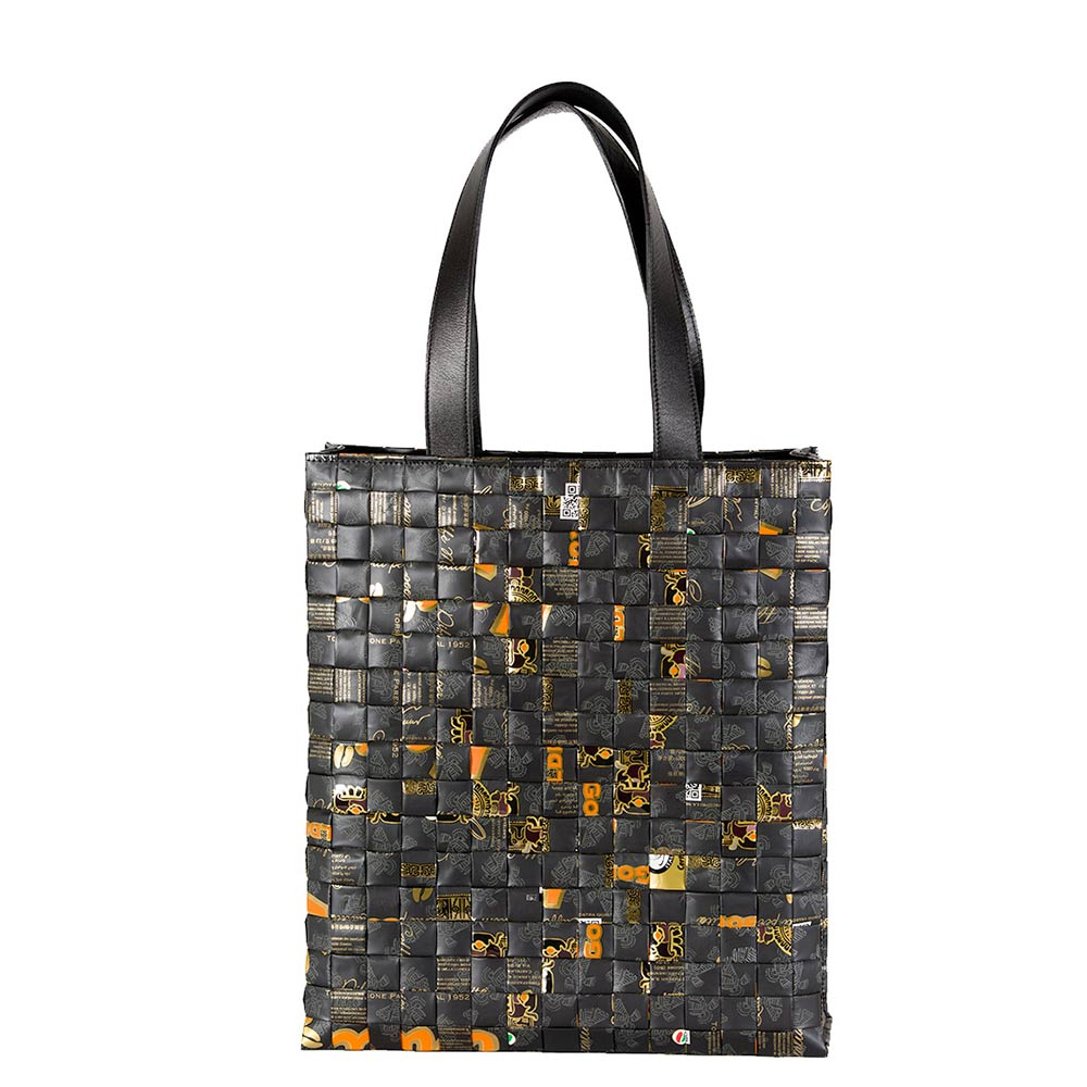 Meraky Arabica Black Gold Bag black