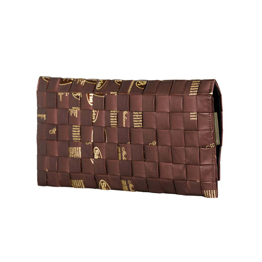 Meraky Ristretto Chocolate Bag brown back