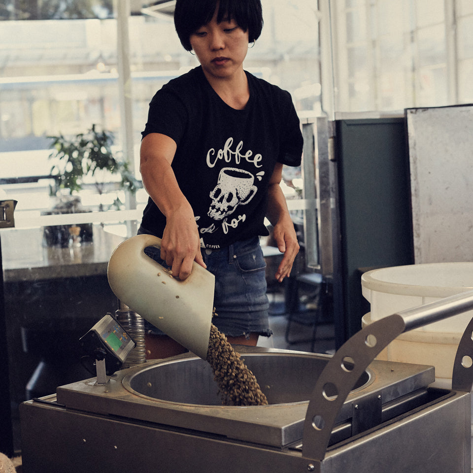 NZ Speciality Coffee Association Interview: Heesun Lee