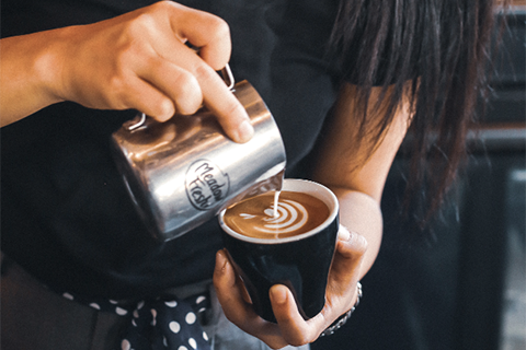 2020 NZ Latte Art Championship