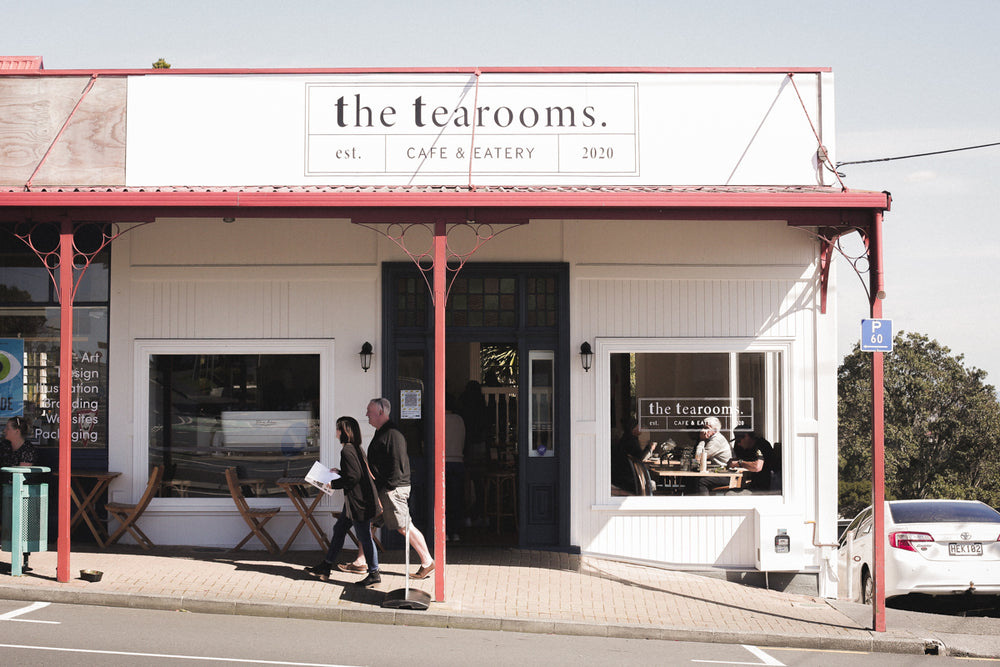 New Opening: The Tearooms