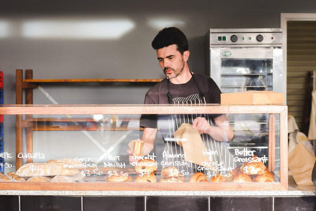 Dan The Baker, The Real Bread Project, Daniel Cruden