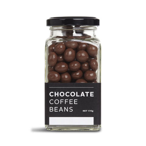Chocolate Coated Coffee Beans