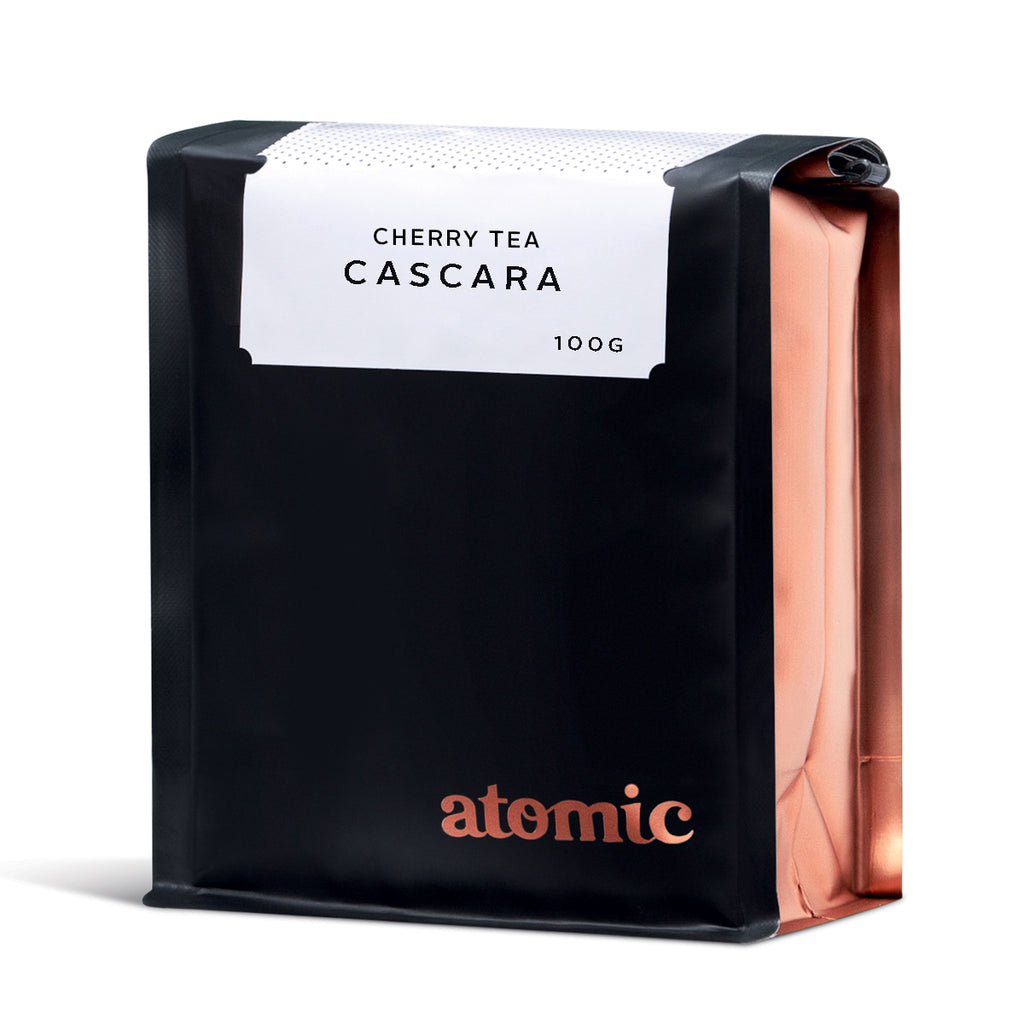 Cascara: Colombian Cherry Tea