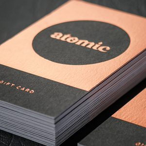 Atomic Coffee Gift Card