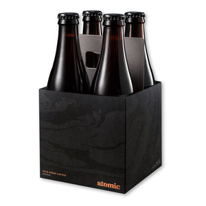 Atomic Cold Brew 4 Pack
